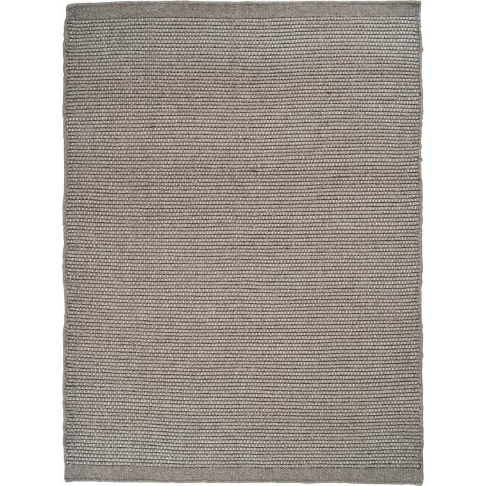 linie design tapis asko taupe 170x240 cm achat vente tapis soldes d hiver d s le 6. Black Bedroom Furniture Sets. Home Design Ideas