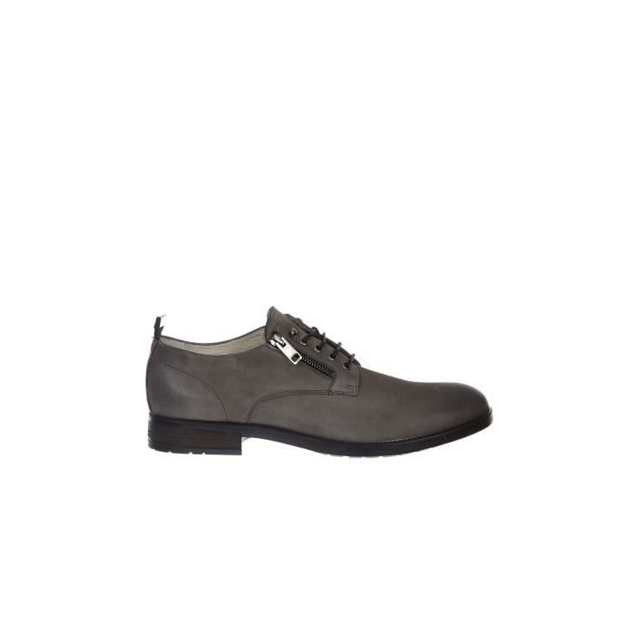 Chaussure Diesel Lowyy Taupe Homme