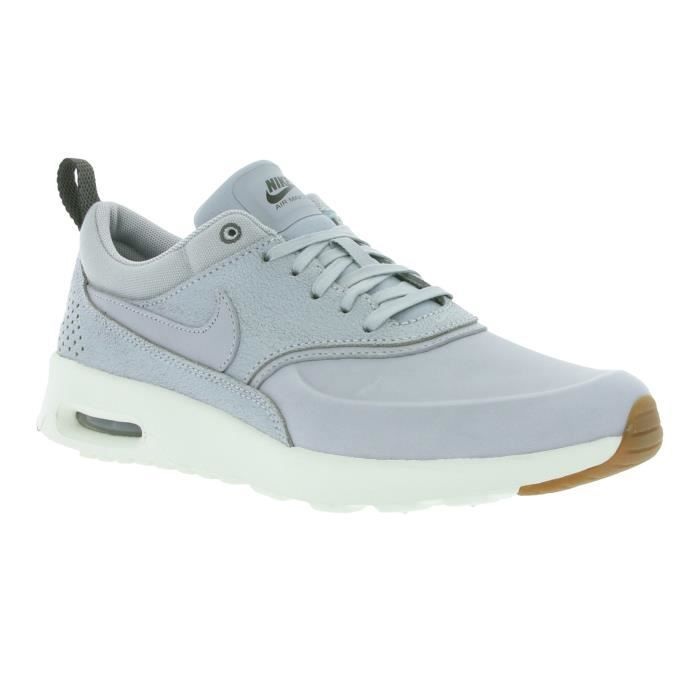 new styles 342db fee14 Air max cuir pour femme