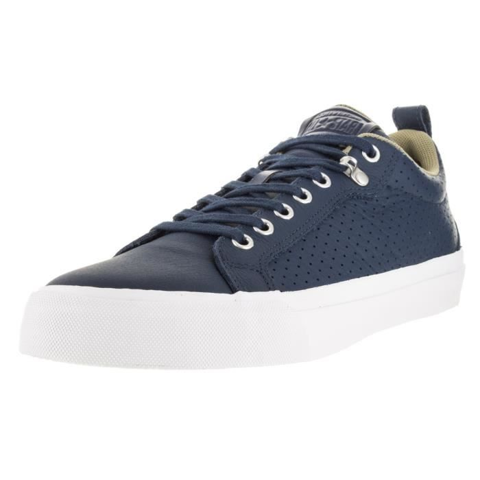 Converse Unisexe Chuck Taylor All Star Fulton Sneaker en cuir KT9G3 Taille-40 1-2