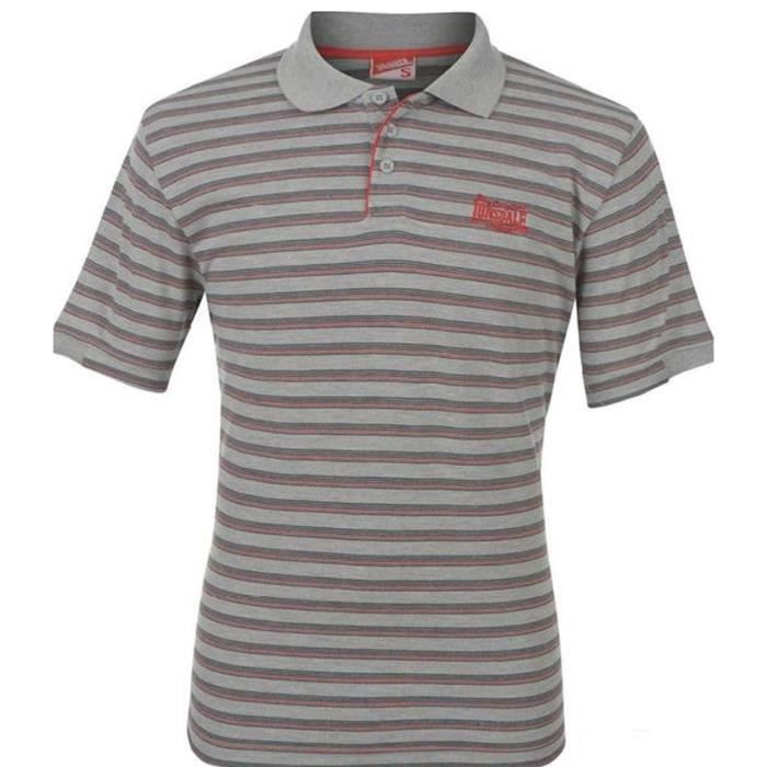 Polo Homme LONSDALE Taille S Correspond à du M Neuf