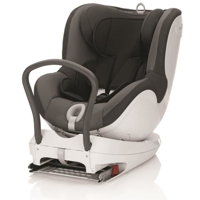 britax r mer si ge auto dualfix gris achat vente si ge. Black Bedroom Furniture Sets. Home Design Ideas