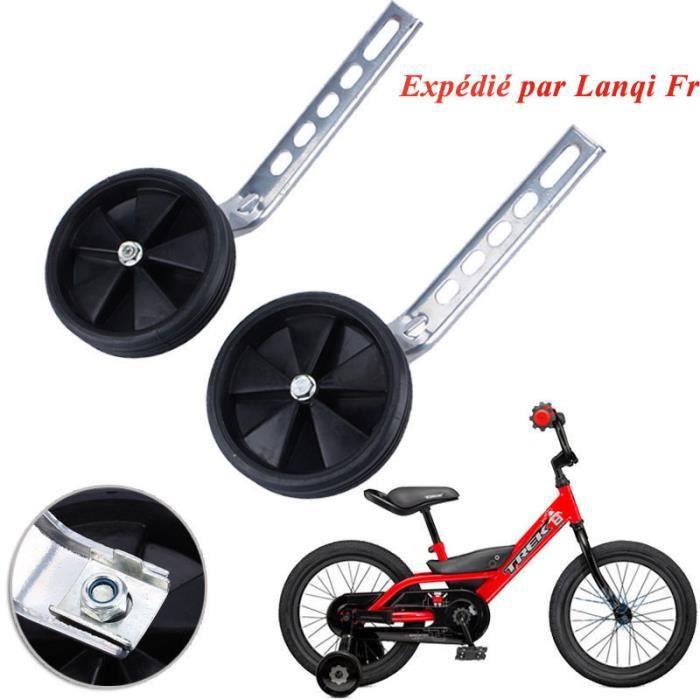 roues dentra/înement pour enfants Stabilisateurs universels pour v/élo d/'enfant roues dentra/înement de v/élo,roues auxiliaires pour v/élo pour enfants 12-20 Roues V/élo Enfant Training