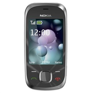 Téléphone portable NOKIA 7230 GRAPHITE