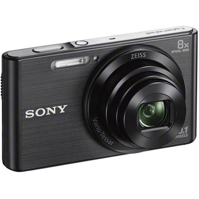 APPAREIL PHOTO COMPACT SONY DSCW830B Appareil photo numérique compact 20,