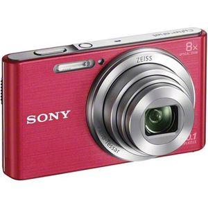 APPAREIL PHOTO COMPACT SONY DSCW830P Appareil photo numérique compact 20,