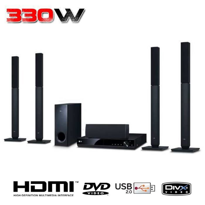 Ampli Home Cinema Sans Lecteur Dvd