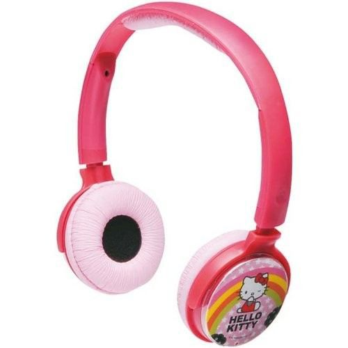 casque audio hello kitty achat vente casque audio enfant cdiscount. Black Bedroom Furniture Sets. Home Design Ideas