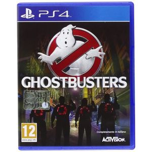 jeux ps4 ghostbusters achat vente jeux ps4 ghostbusters pas cher cdiscount. Black Bedroom Furniture Sets. Home Design Ideas