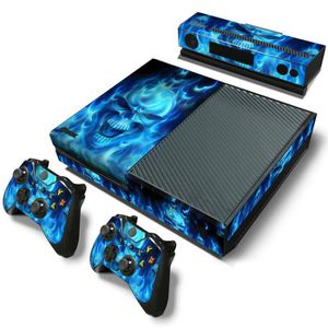 STICKER - SKIN CONSOLE Peau Sticker Xbox One Kinect Console 2 Couverture