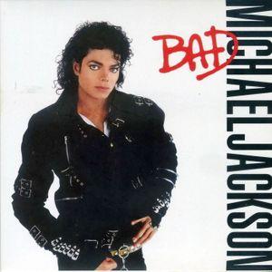 PLATINE VINYLE Michael Jackson Bad (1 LP)