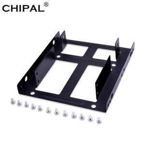 HOUSSE DISQUE DUR EXT. CHIPAL double support Base support disque dur 2.5
