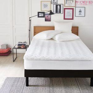 SUR-MATELAS My Lovely Bed - Surmatelas Mémoire de forme - 160x