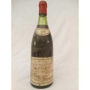 VIN ROUGE fleurie michel gaidon rouge 1966 - beaujolais fran