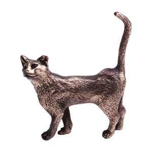STATUE - STATUETTE Chat miniature sculptures : figurine collection re