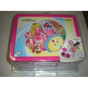 JEU DS - DSI Nintendo DS LITE Official On the Go Kit PEACH (BDA