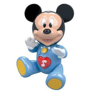BRACELET - GOURMETTE Clementoni Disney Baby - Baby Mickey Twist & Learn