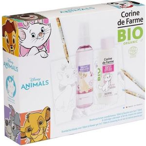 COFFRET CADEAU PARFUM CORINE DE FARME - Disney Animals - Coffret Brume p