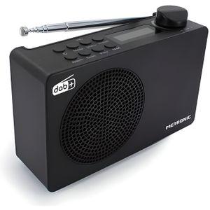 RADIO CD CASSETTE Radio numérique DAB+ et FM RDS