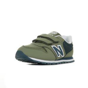 basket new balance vert kaki