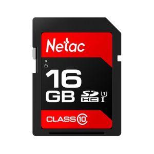 CARTE MÉMOIRE Netac P600 Carte SD SDHC - SDXC UHS-I Carte mémoir