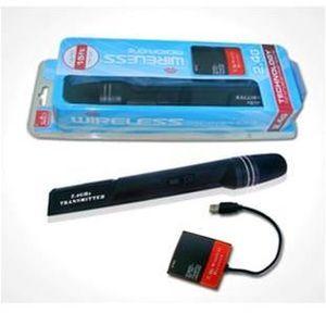 CASQUE AVEC MICROPHONE Micro karaoke wireless wii/PS3/PS2/Wbow360/PC