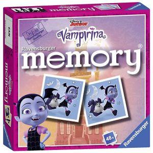 PUZZLE Ravensburger 21431 Disney Vampirina Mini Jeu de mé