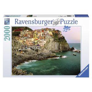 PUZZLE Ravensburger - 16615 - Puzzle - Cinque Terre, Ital