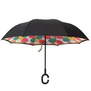 Parapluie Pliant,Bulliant Parapluie Automatique /à 10 Parapluie os,Coupe-Vent,Ultra-L/éger,sans Odeur