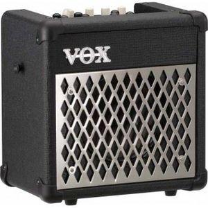 AMPLIFICATEUR Vox Mini 5 Rythm - ampli guitare électrique 5 W…