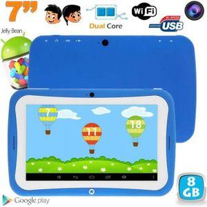 TABLETTE ENFANT Tablette tactile enfant éducative 7 pouces Andr...