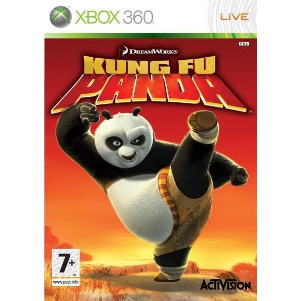 kung fu panda jeu console xbox 360 achat vente jeux xbox 360 kung fu panda xbox 360. Black Bedroom Furniture Sets. Home Design Ideas