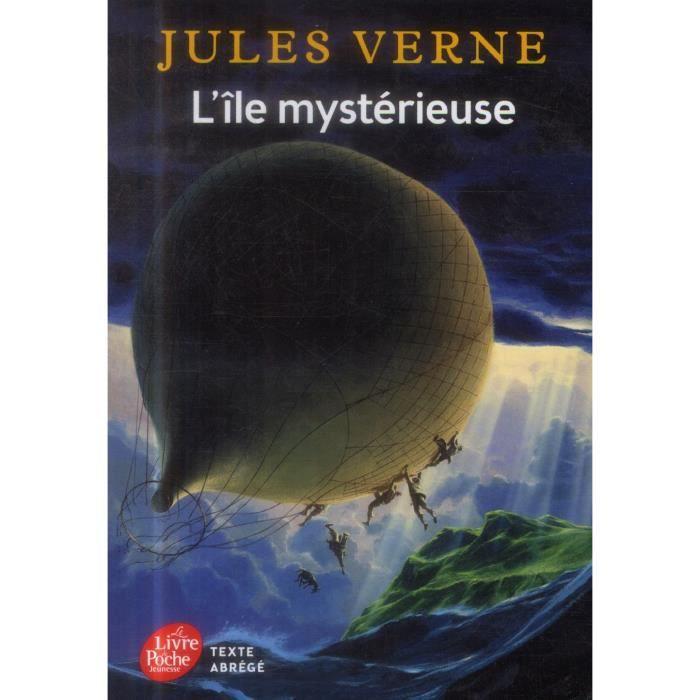 Livre De Poche Jeunesse Jules Vernes