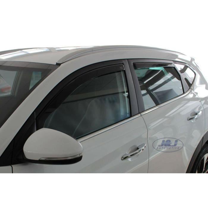 - Deflecteurs d'Air déflecteurs de vent Compatible avec Hyundai Tucson III 2015-9/2020