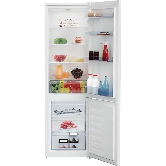 Réfrigérateur congélateur bas RCSA300K30WN