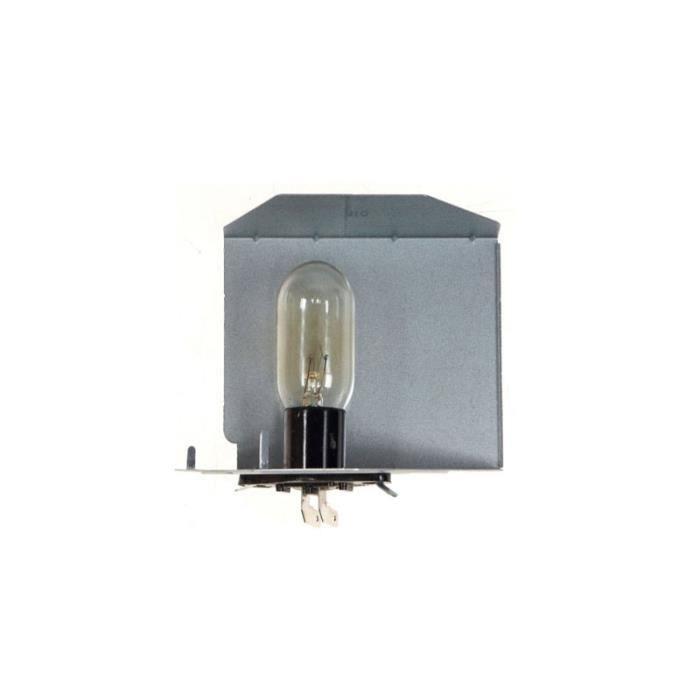 Ampoule Ensemble Lampe Ref AS0020233 Pour MICRO ONDES BRANDT