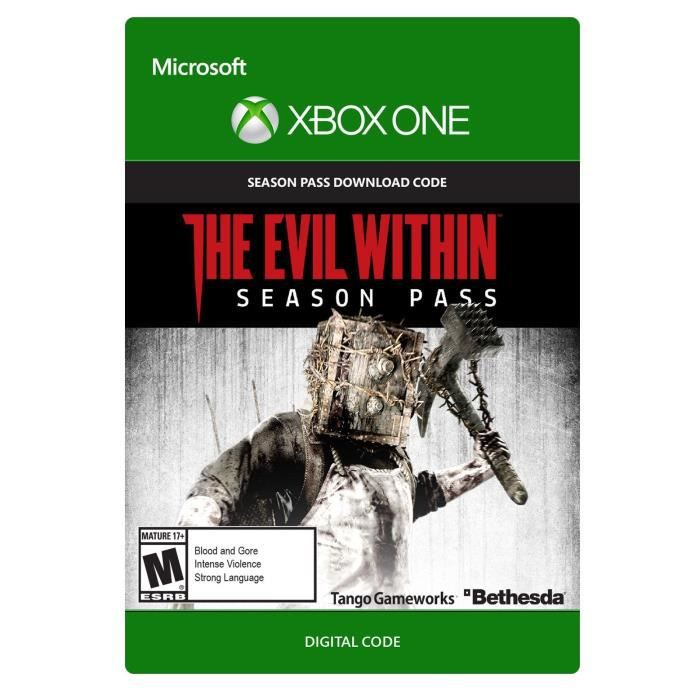 Season Pass The Evil Within pour Xbox One