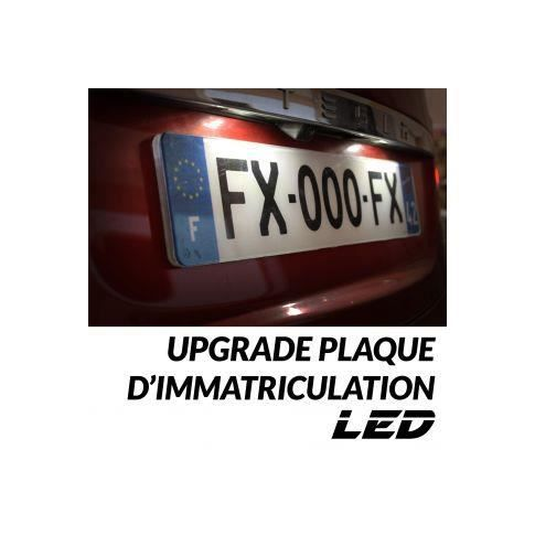 Upgrade LED plaque immatriculation 108 (PA_, PS_) - PEUGEOT