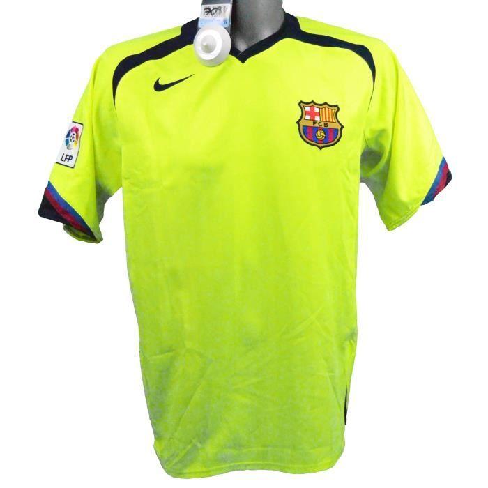 Maillot extérieur FC Barcelone 2005/2006 Eto'o