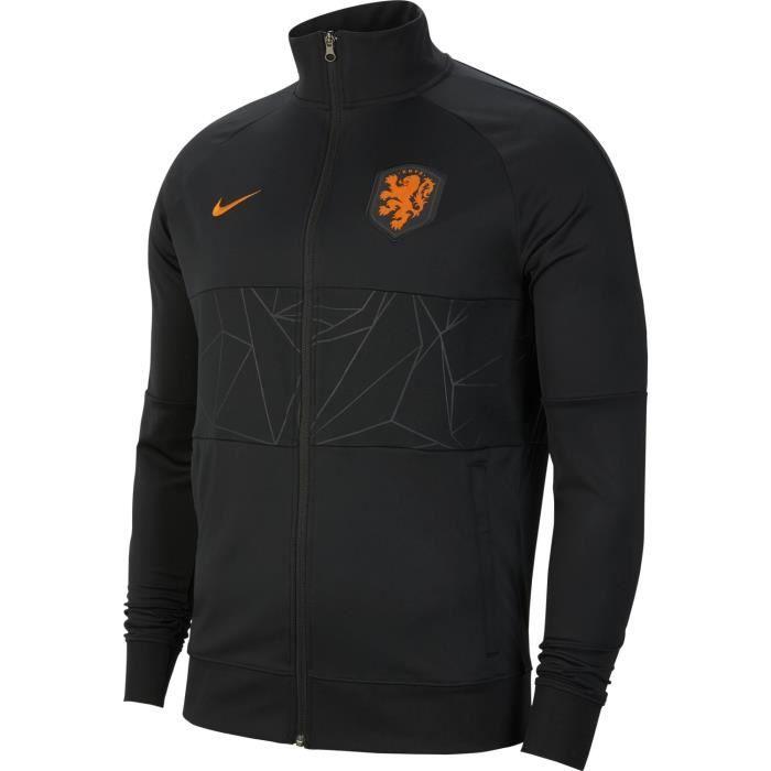 Veste Nike Pays-bas Anthem noir homme
