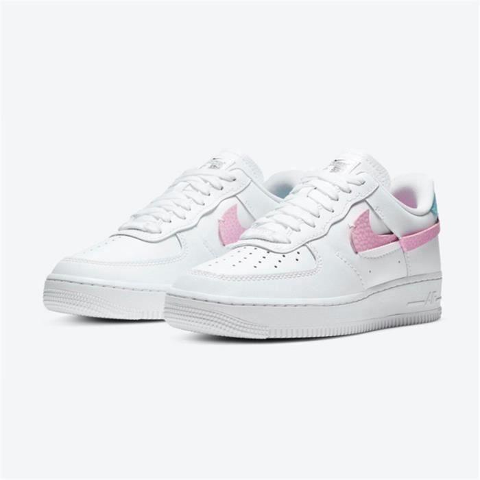 Baskets AIR Force 1 Low DC1164-101 Chaussures de running pour Homme Femme - Blanc