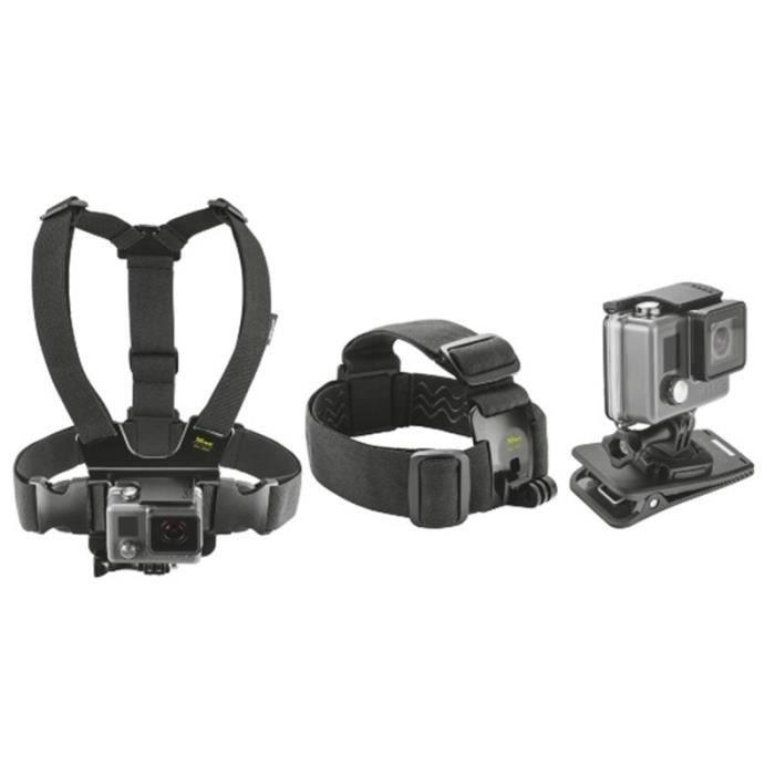 TRUST Kit d'accessoires pour GoPro