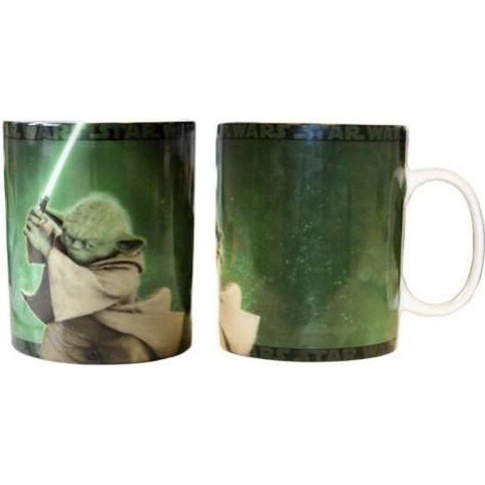 BOL Mug Star Wars - 460 ml - Yoda - avec boîte - ABYst
