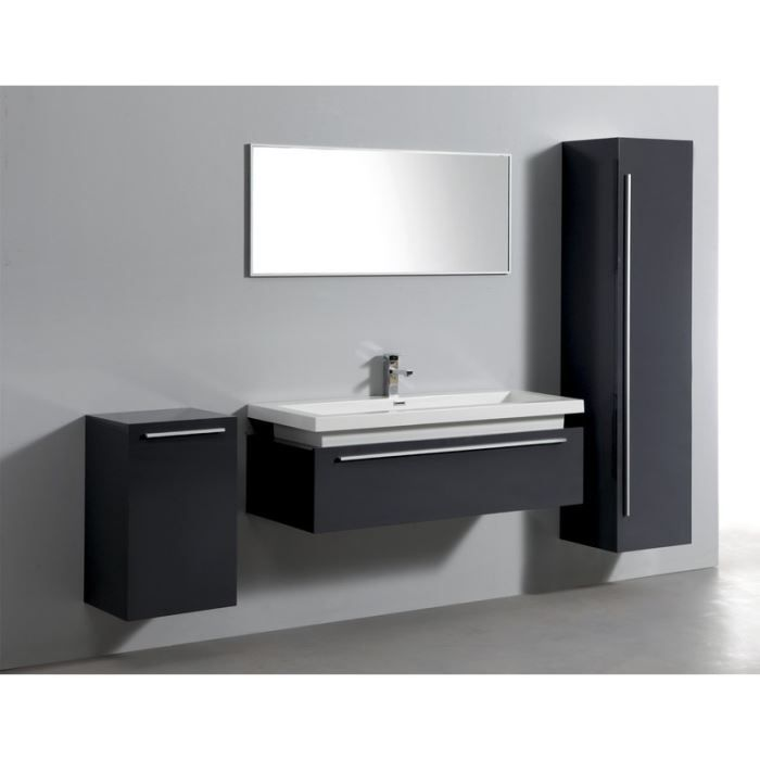 ensemble complet meuble de salle de bain rio 1 achat. Black Bedroom Furniture Sets. Home Design Ideas