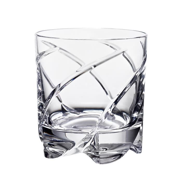 verre whisky eau roulette nr 6 cristal achat vente verre cocktail cdiscount. Black Bedroom Furniture Sets. Home Design Ideas