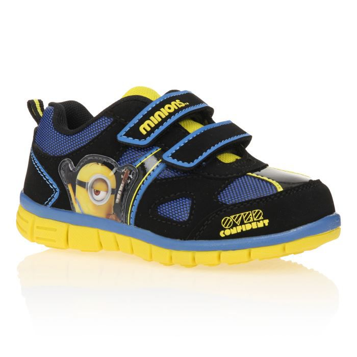minions baskets chaussures b b et enfant gar on achat vente basket minions baskets cdiscount. Black Bedroom Furniture Sets. Home Design Ideas