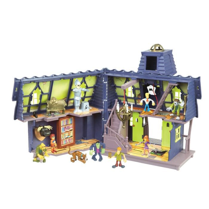 figurine scooby doo jeux et jouets sur enperdresonlapin. Black Bedroom Furniture Sets. Home Design Ideas