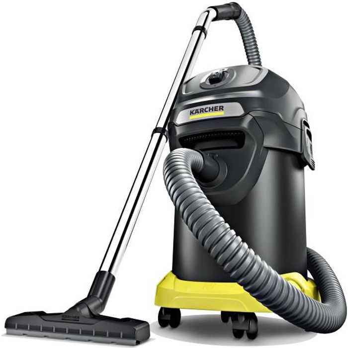 karcher aspirateur cendres et poussi res ad 4 premium cuve. Black Bedroom Furniture Sets. Home Design Ideas