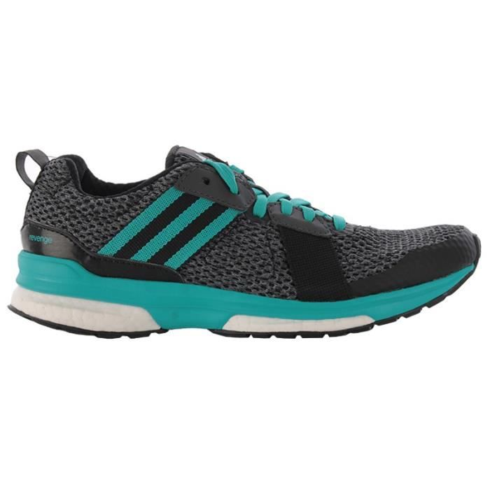 reputable site 3c206 cffaf CHAUSSURES DE RUNNING ADIDAS - ADIDAS REVENGE BOOST W - (37 13)