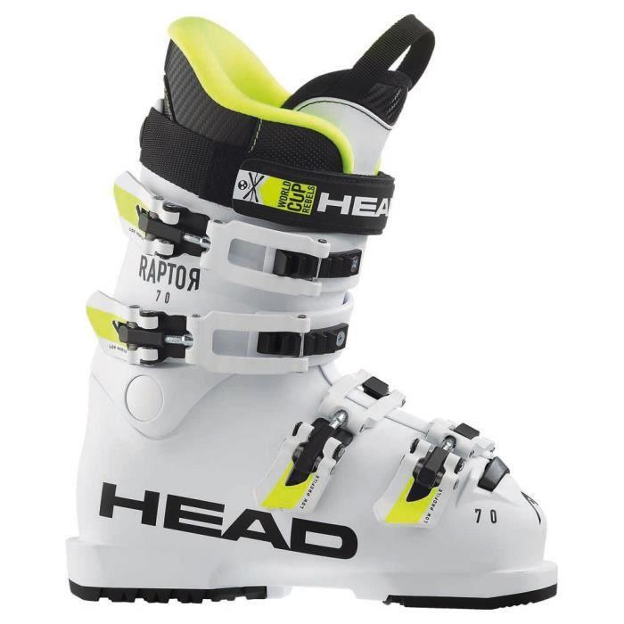 Chaussures De Ski Advant Edge 85 Ht Yellow // Black Head Homme Jaune